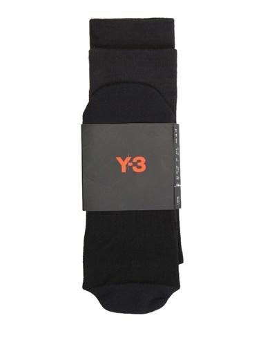 Y-3 Çorap Siyah